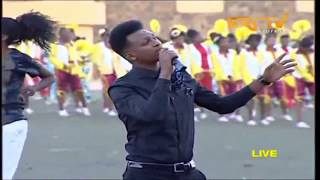 ERI-TV, Eritrea: ወግዓዊ ጽምብል መበል 27 ናጸነት ኤርትራ /Official Ceremony of Independence Day 2018 - Part III