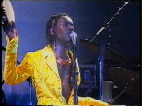 Mcalmont - Yes - Live at T in the Park 1995