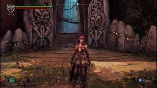 Darksiders 3 abyssal armor stats video