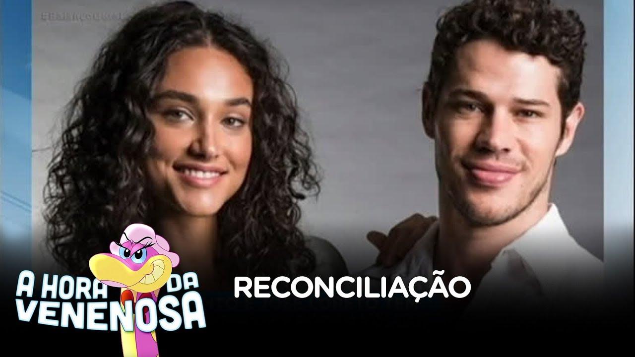 Débora Nascimento e José Loreto podem reatar a relação
