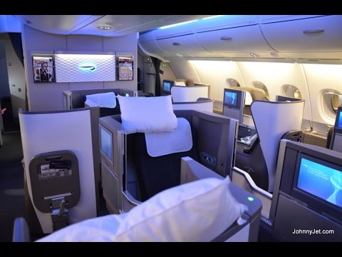 British Airways Club World | Airbus A380 (Upper Deck) | Vancouver (YVR) to London Heathrow (LHR)