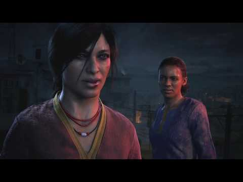 Uncharted The Lost Legacy (Proyecto Manhattan)
