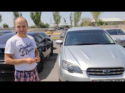 Subaru Outback: субарист приехал за субару