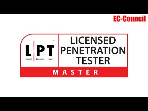 Advanced Penetration Testing Program – LPT (Master) | EC-Council