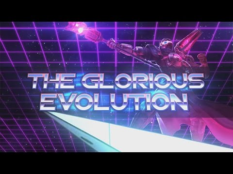Falconshield - Glorious Evolution (Original LoL song - Viktor)