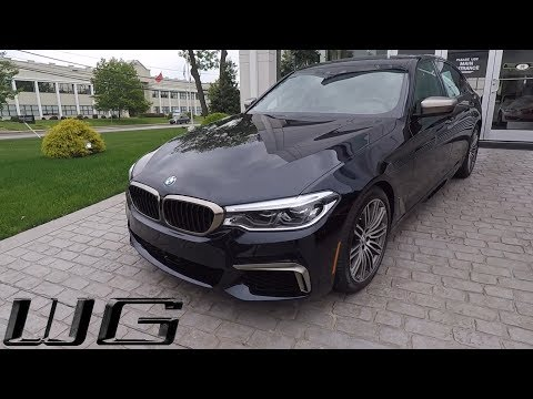 2018 M550i xDrive | One Take, Exterior, Interior & Exhaust