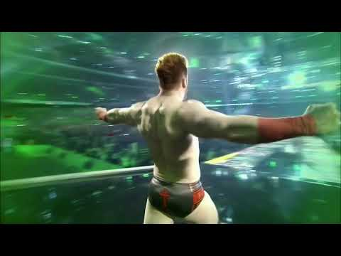 WWE Sheamus Custom Titantron 2018 (With Written in the Face Theme)
