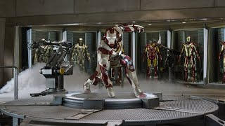 All Iron Man suit-up scenes (2008-2019) [4K HD]