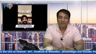 Sukhshinder Shinda live with Sukhi Nijjar