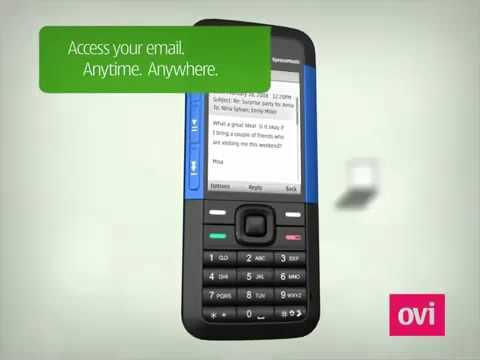Nokia - Mail On Ovi