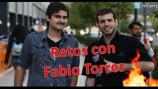 Besos y Cachetadas (con Fabio Torres) - Retos de Youtube #2