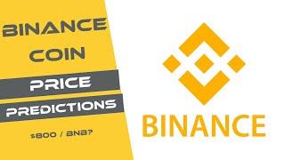 Binance Coin Price Predictions & News!