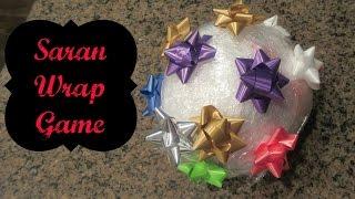 Saran Wrap game