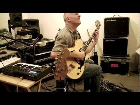 (I'm Dreaming of a) White Christmas - Rob Michael, Solo Guitar