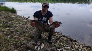 Рыбалка на Оке Донки Лещ Плотва Ока