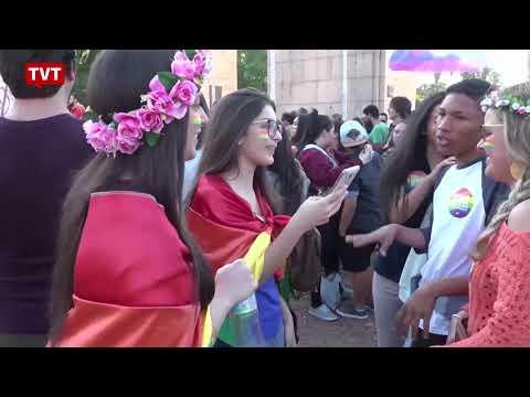CTRL+V NEWS - Porto Alegre tem ato contra a cura gay
