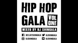 2015 HIP HOP R&B RAP MIX - Hip Hop Gala Vol 1 - DJ Shingala