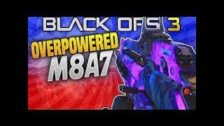 "M8A7 Best class setup!!? ""Beast mode mothership gameplay"""