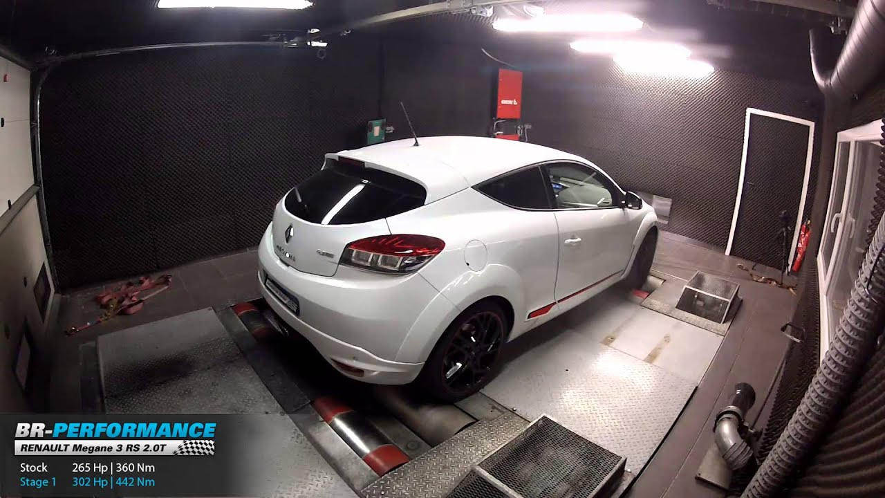 reprogrammation moteur renault megane 3 rs 2 0t 265hp 302hp par br performance youtube. Black Bedroom Furniture Sets. Home Design Ideas