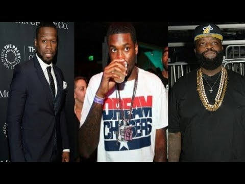 Did Rick Ross Subliminally Diss Meek Mill On Jumping Ship Track? | DocHicksTv
