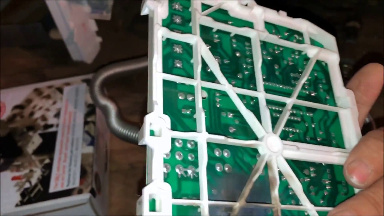 Carrier Infinity 96 Gas Furnace-58MVB-Running in Heat Mode