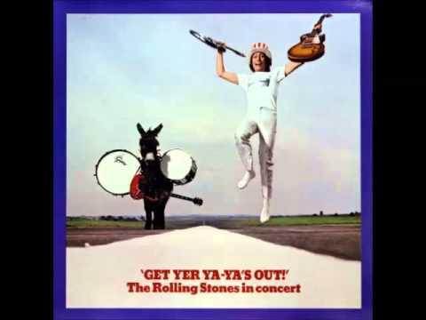 The Rolling Stones-Honky Tonk Women-Get-Yer-Ya-Ya's-Out