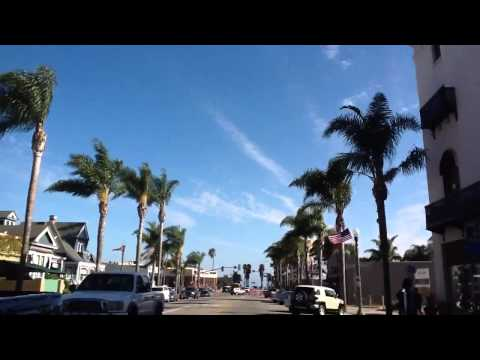 Ventura Beach Town Vibe - Ventura California Beach Town