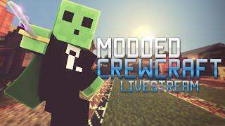 Modded Crewcraft Livestream 2 - Applied Energistics 2