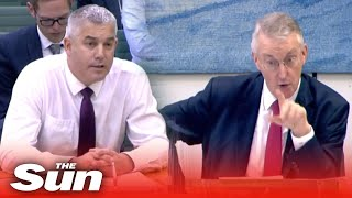 Stephen Barclay gets a Brexit grilling by MPs