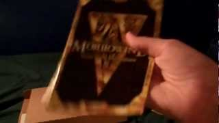 Morrowind Game Of The Year Edition unboxing