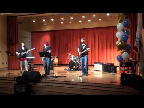 Orinda Academy Faculty Band 2015
