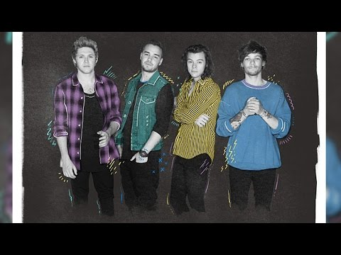 New One Direction Poster Without Zayn - On the Road Again Tour