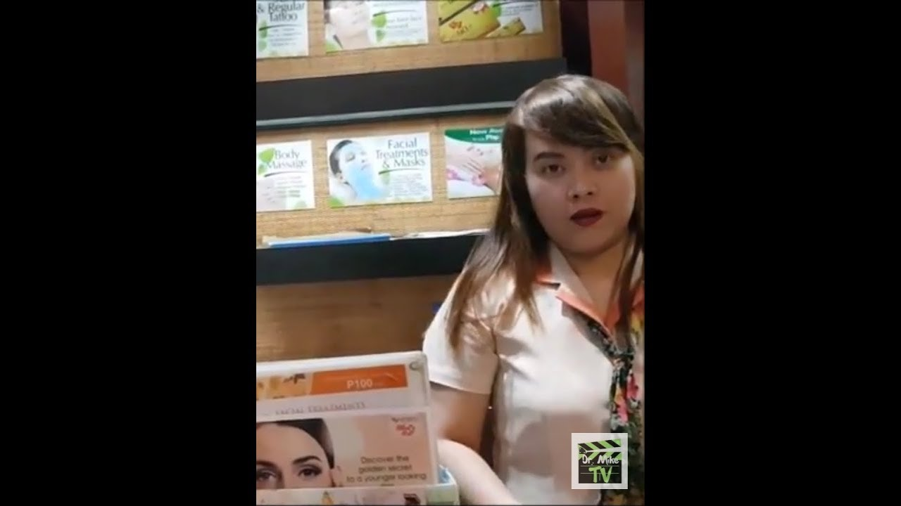 FLIRTATIOUS FILIPINA Manicurist: asking interesting and