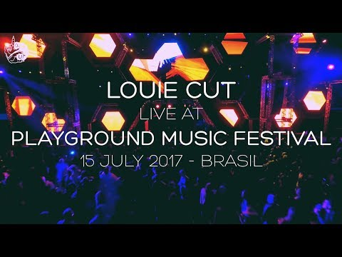 Louie Cut - Playground Festival 2017