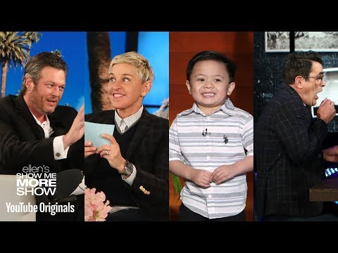 Blake Shelton Plays Kinky or Drinky, 4-Year-Old Globe Expert Noah Ascano, & Ty Burrell Gets a Scare