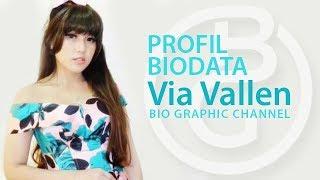 Biodata Via Vallen - Penyanyi Dangdut Cantik yang sedang Populer