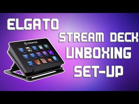 Elgato Stream Deck Unboxing & Set Up!