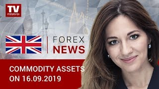 InstaForex tv news: 16.09.2019: Oil quotes rally. What is next ? (BRENT, USD, RUB)