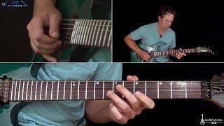 Am I Evil? Guitar Lesson (Rhythms) - Metallica