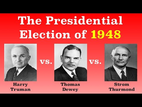 The American Presidential Election of 1948