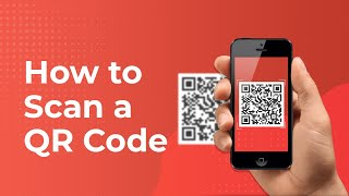 How to Scan a QR Code using your Camera Phone