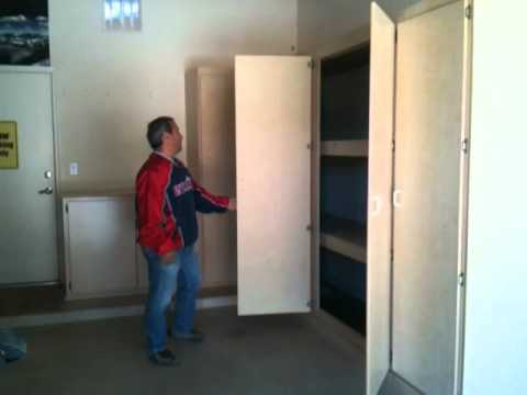 Manny Rodriguez The Garage Cabinet And Closet Builder,helping Add Storage  Space To Your Place   YouTube
