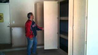 Manny Rodriguez  The Garage Cabinet And Closet Builder,helping Add Storage Space To Your Place