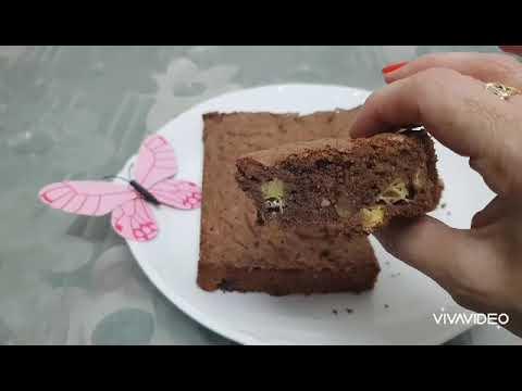 brownie-de-nueces-y-platano---recetas-faciles-monsieur-cuisine