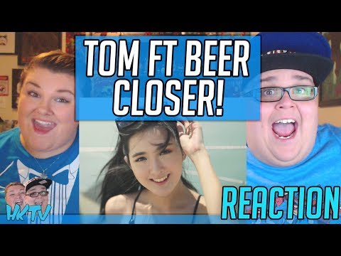 Closer - The Chainsmokers ft. Halsey [Tom ft. Beer Cover] REACTION!! 🔥