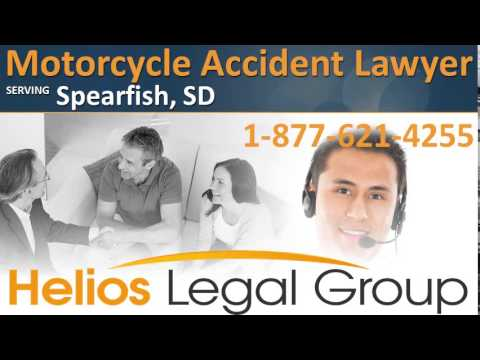 Spearfish Motorcycle Accident Lawyer & Attorney - South Dakota