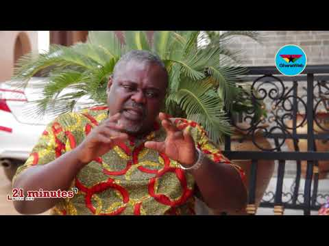 Mahama prevented us from investigating 'corruption' at GFA - Anyidoho