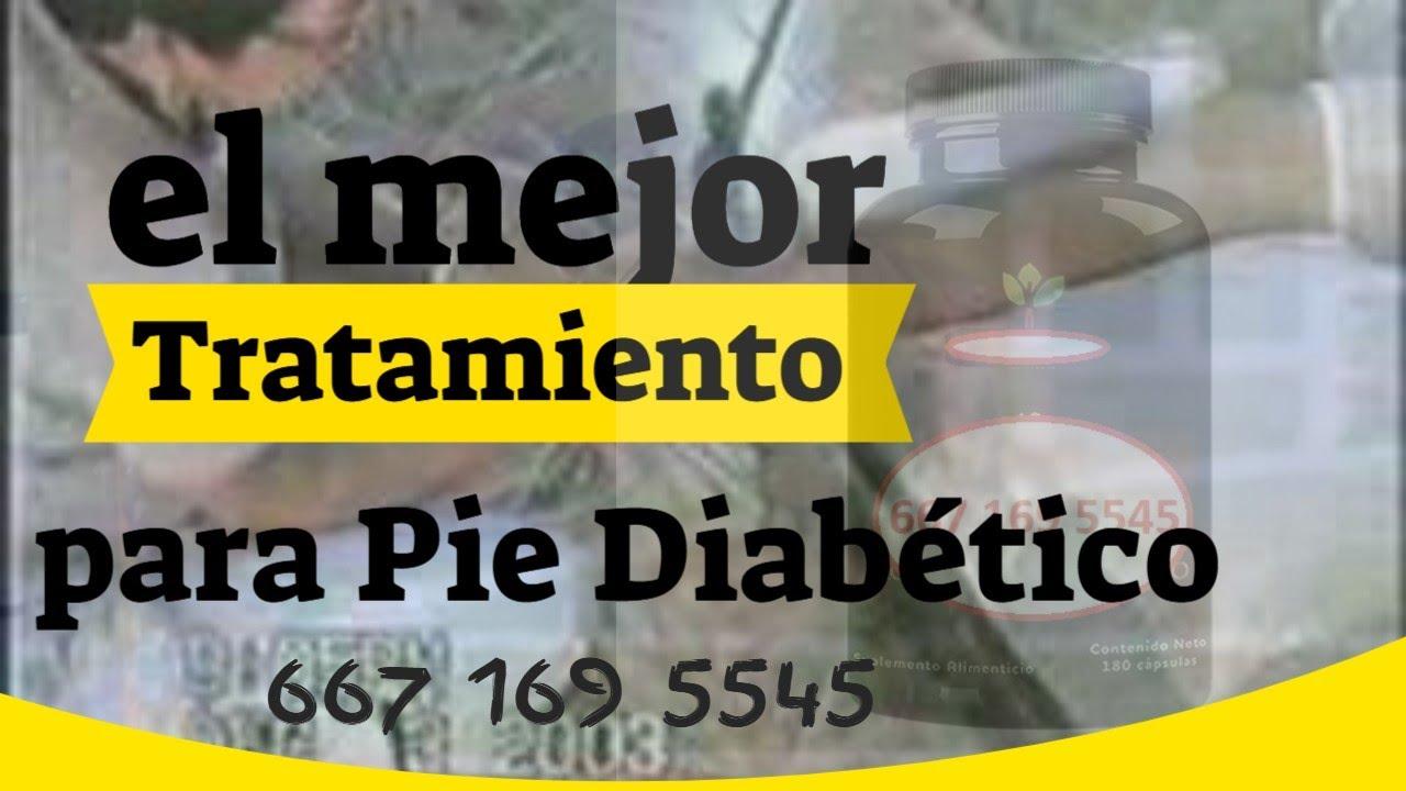 Neuropatía Diabética - YouTube