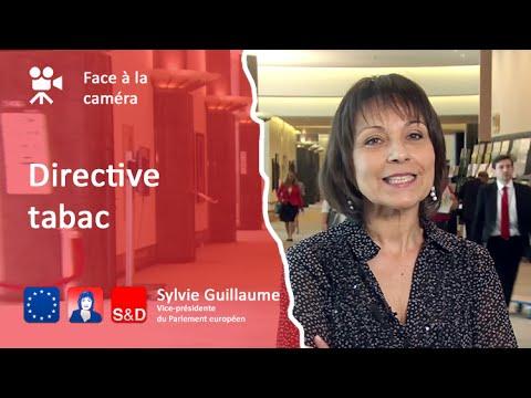 Face à la caméra : directive tabac