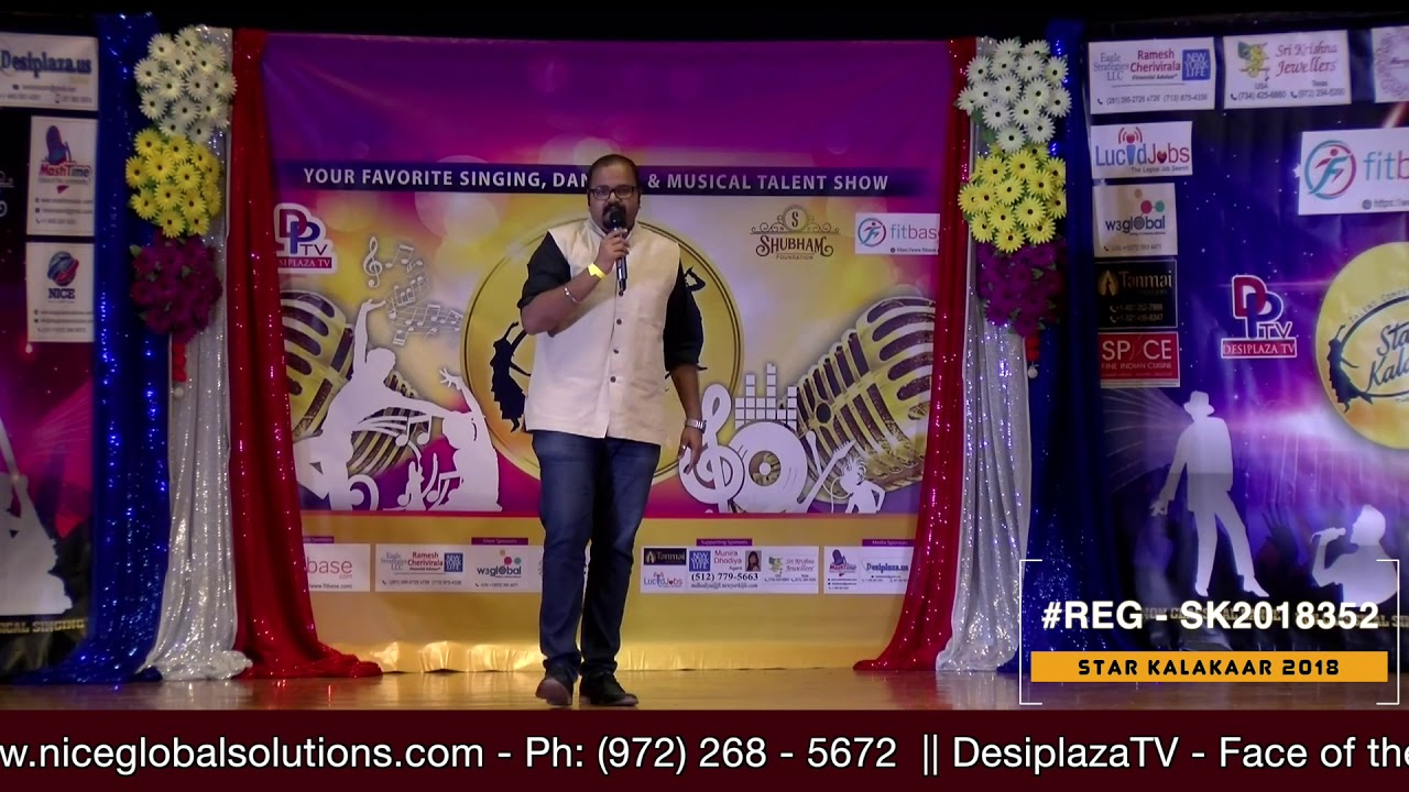 Registration NO - SK2018352 - Star Kalakaar 2018 Finals - Performance